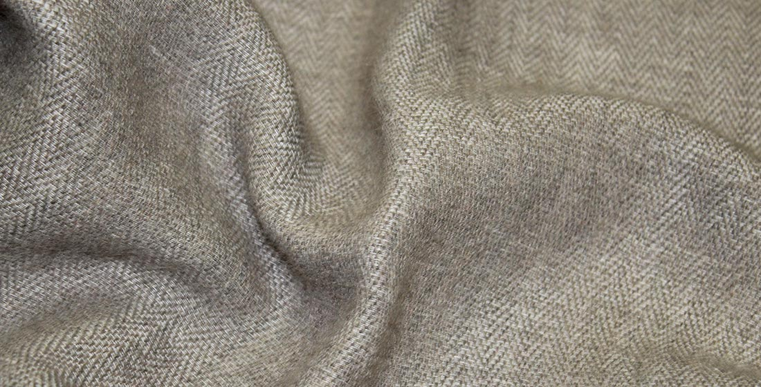 Wintex brand gray fabric